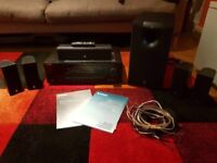 Yamaha RX-V363 AV receiver 5.1 Channel 100 Watt Home cinemasurround sound