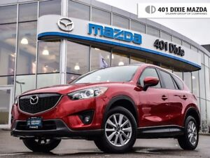2015 Mazda CX-5 GS, ONE OWNER, 1.9% FINANCE AVAILABLE