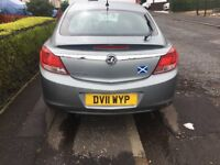 A Quality Used 2011 Vauxhall Vectra for sale.