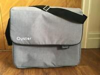Oyster Changing Bag (Charcoal Grey)