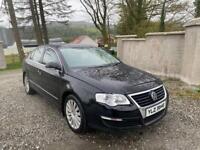 🔥 2009 VOLKSWAGEN VW PASSAT 2.0 TDI CR HIGHLINE BLACK MANUAL ** LOVELY CAR ** 🔥