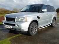 Land Rover, RANGE ROVER SPORT, Estate, 2005, Other, 2720 (cc), 5 doors