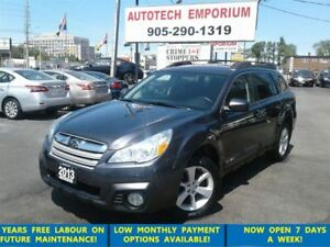 2013 Subaru Outback 2.5i Touring AWD Htd Seats/Alloys/Btooth &GP