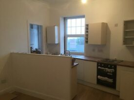 Fully refurbished 2 bed flat in Glengarnock