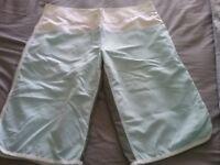Womens animal shorts size 16
