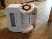 Tommee Tippee Closer to Nature Perfect Prep Machine plus 2 x Filters