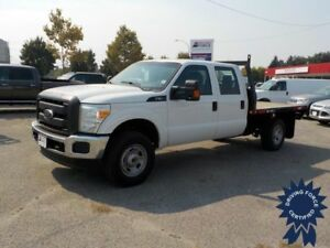 2014 Ford Super Duty F-350 SRW XL Crew Cab 4x4 - 59,541 KMs