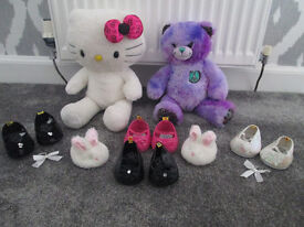 GORGEOUS BUILD A BEAR CLOTHES/SHOES/BEARS - FROM £1.50 PER ITEM