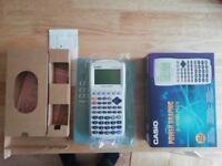 Casio Power Graphic Calculator FX 9750 G Plus (32 KB Memory) Rare