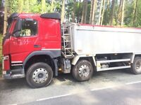 HGV Class 2 Tipper Delivery Drivers Required