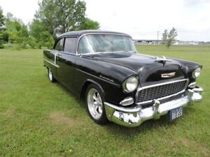 1955 Chevrolet Bel Air 350 Automatic  Air conditioned.Beautiful