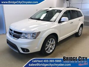 2014 Dodge Journey R/T- Leather, Heated Seats, NAV!