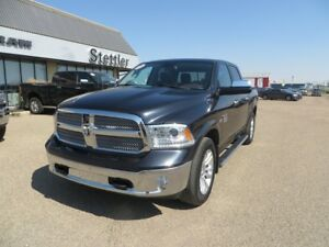 2013 RAM 1500 RAM TRUCK LONGHORN TRAILER TOW!! LOADED!!