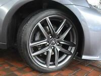 LEXUS IS 300h F-Sport 4dr CVT Auto (grey) 2015