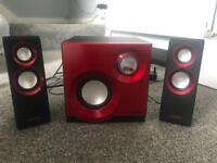 Sweex TV/Computer Speakers
