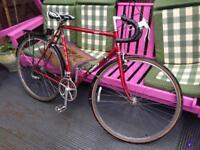 Falcon vintage racing bike
