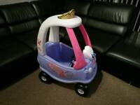Little Tikes Princess Car