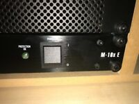 Furman M-10x E Power conditioner - Great Condition