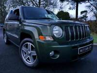 Oct 2009 Jeep Patriot 2.0 CRD 4X4 Limited, Lovely Example! Heated Leather! FINANCE/WARRANTY! YRS MOT