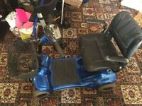 Sterling Pearl 4 Wheel Electric Scooter for sale  Hertfordshire