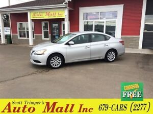 2013 Nissan Sentra Only 54,000 Km's S