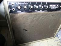 MESIA ZOOM excellent valve amplifier recent full service