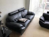 Sofa Leather 3 + 2