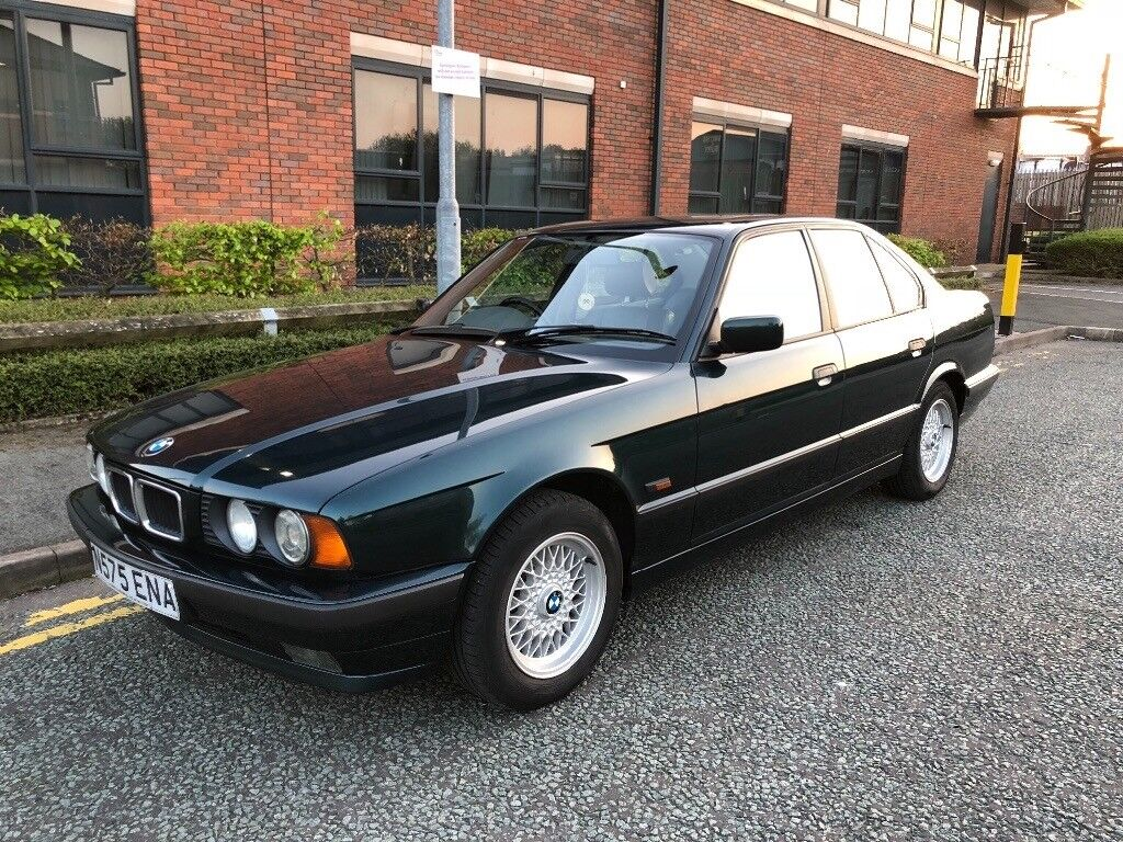 Bmw 525i E34 In Bury Manchester Gumtree