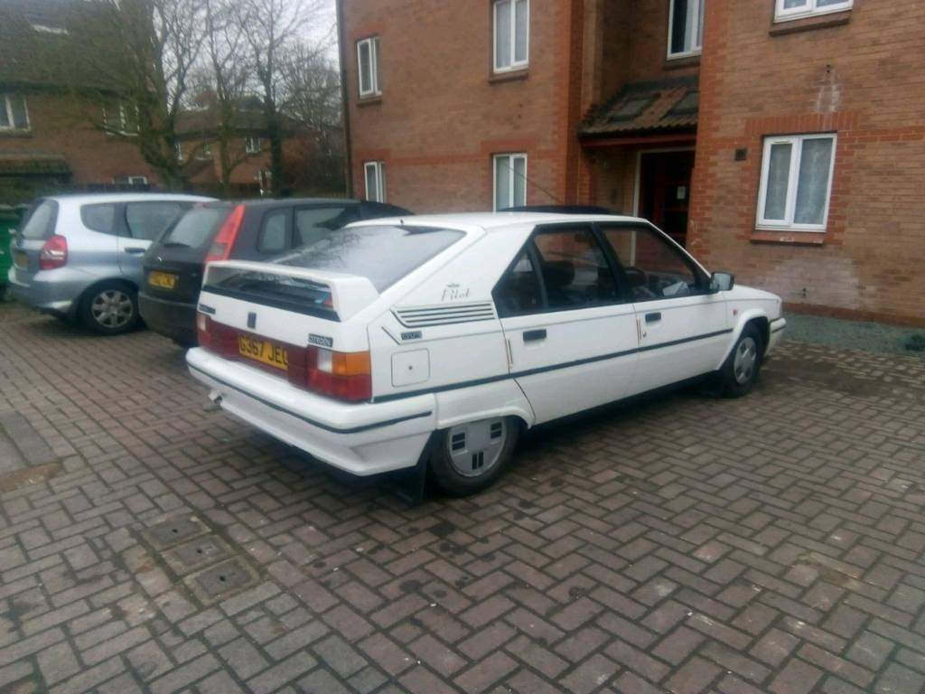 Citroen bx16 rs pilot 1 of 6 in the UK