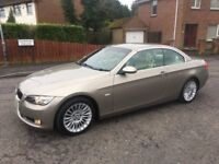 2007 BMW 325I CONVERTIBLE CAR IS A BIT OF CLASS