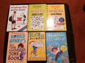 Various kids books £4.