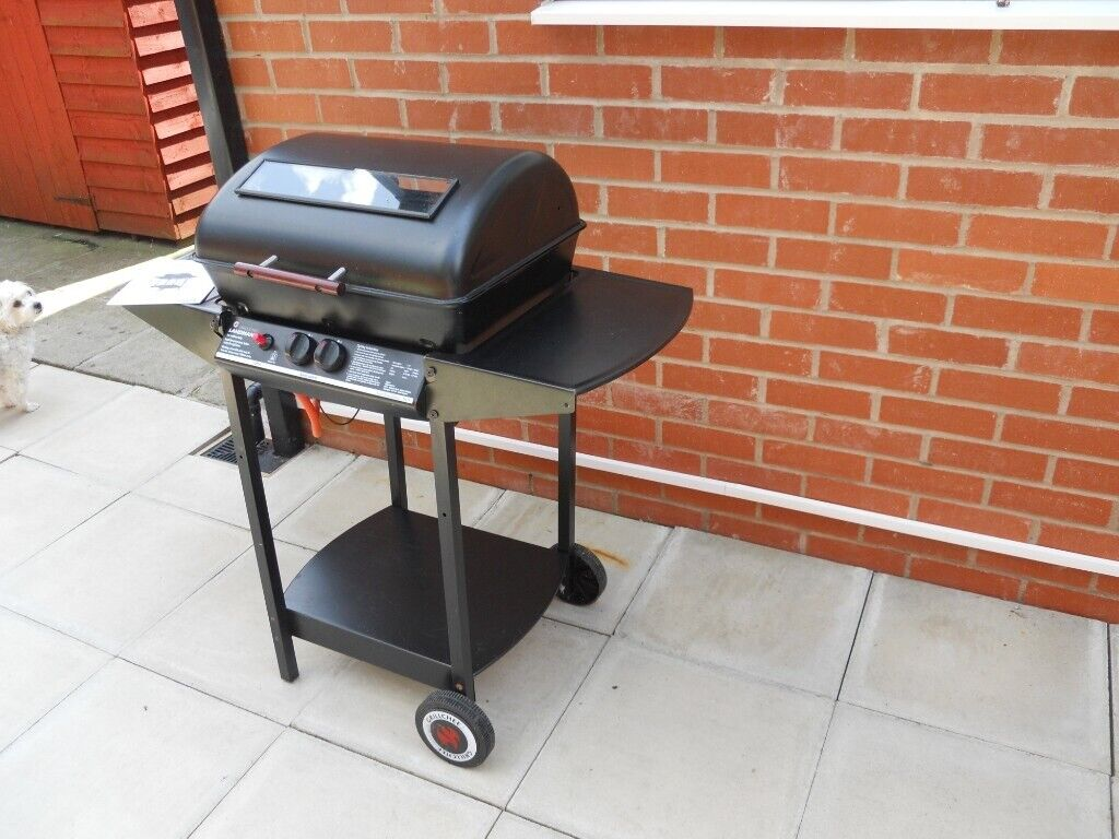 Landmann 12375 2-Burner Gas Barbecue