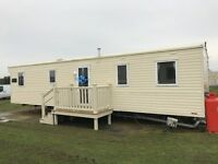 Caravan to let at Havens Blue Dolphin in Filey East Yorkshire
