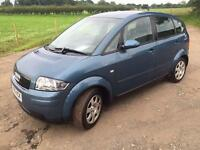 Audi a2 1.4 in great condition