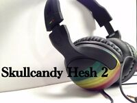 Skullcandy Hesh 2.0 Rasta Over-ear Headphones