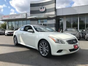 2008 Infiniti G37 S Sport Package Automatic Leather Loaded