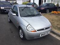 Ford ka 1.3 special edition style 2008 facelift model 3 door hatch mot may 2019