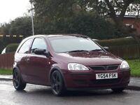 Vauxhall Corsa 1.0 i 12v Life 3dr, FULLY LOADED,FULL MOT,ONLY 67K