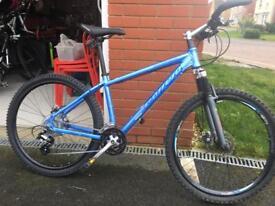 Carerra Vulcan Mountain bike
