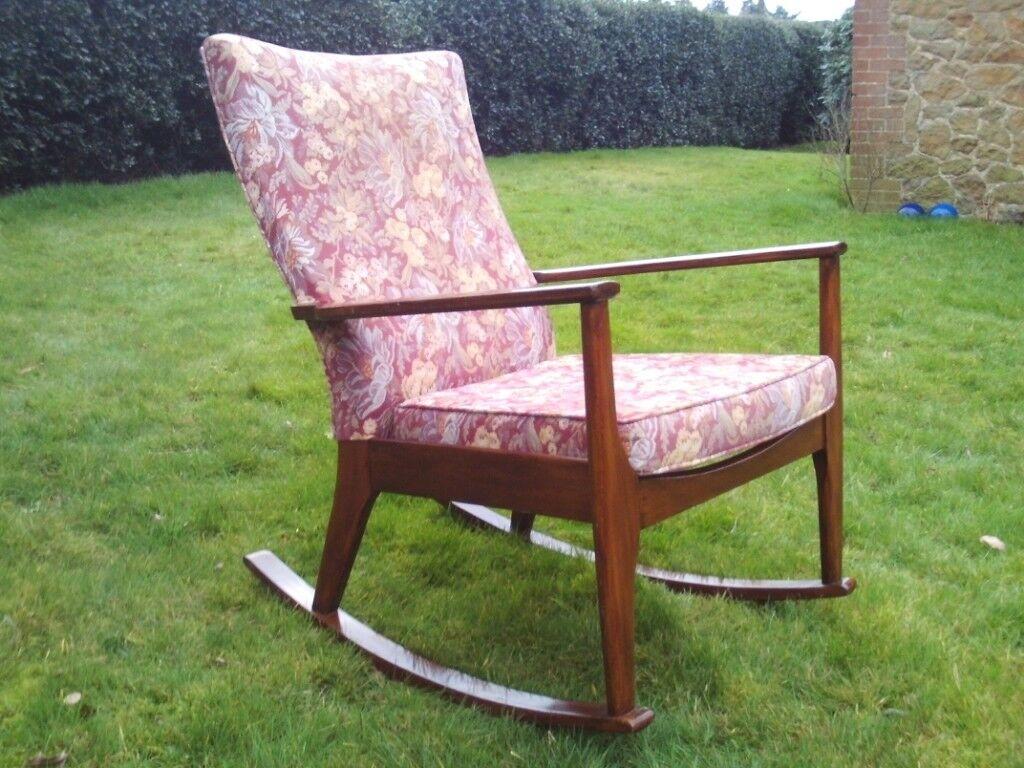 Pleasing Parker Knoll Rocking Chair In Dorking Surrey Gumtree Machost Co Dining Chair Design Ideas Machostcouk