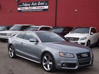 2011 Audi A5 2.0T Premium (S-LINE) AWD/SUNROOF/LOW KM