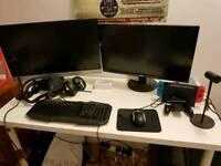 Oculus rift CV1 and gaming PC bundle