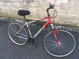 Shockwave CT500 hybrid bicycle