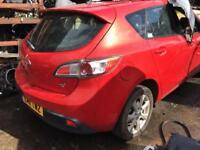 Mazda 3 bl 2011 1.6 diesel breaking spares parts