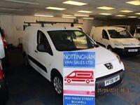 Peugeot Partner 1.6L HDi 2008 NO-VAT