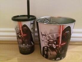 Star Wars beverage set