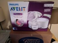 Philips Avent Double Electric Breast Pump: NEW and sealed