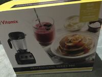 Brand new an boxed Vitamix series 300 pro red