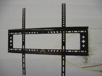 TV WALL BRACKET FLUSH MOUNT 42 to 75 inch TV (100's in stock)
