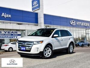 2014 Ford Edge SEL|Leather|Sunroof|Navigation